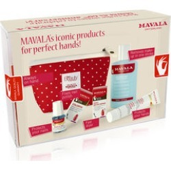 Mavala: Polka-Dot Nail Set (Incl. 002 Base Coat - 5ml, Colourfix - 5ml, Fast Dryer - 5ml, Hand Cream - 30ml, Nail Polish Remover - 100ml & Limited Edition Purse) (With Free Glam Style Bauble) found on Makeup Collection from The Jewellery Channel for GBP 31