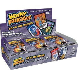 2018 Wacky Packages Collectors Box found on Bargain Bro India from Topps for $95.99