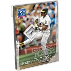 2019 Topps Baseball Series 2 Base Oversized Complete Greatest Players Set (50 Cards) - # to 49