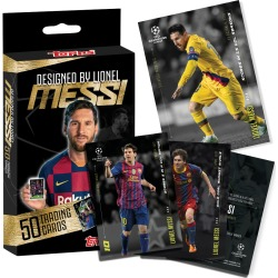 2020 Topps - Lionel Messi Trading Card Set found on Bargain Bro Philippines from Topps for $25.00