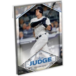 2019 Topps Baseball Series 2 Base Oversized Complete Aaron Judge Highlights Set (30 Cards) - # to 49