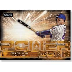 Anthony Rizzo 2017 Topps Stadium Club POWER ZONE Poster - # to 99