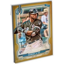 2020 Topps Gypsy Queen Baseball Oversized Complete Base Card Set (300 Cards) Gold Ed. - # to 10