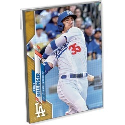2020 Topps Series 1 Baseball Oversized Complete Base Set (261 Cards) Gold Ed. - # to 10