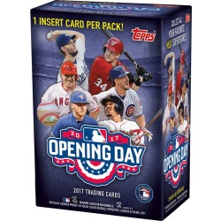 2017 Topps Opening Day Baseball - Value Box found on Bargain Bro India from Topps for $9.99