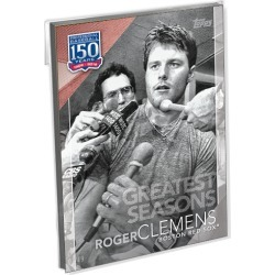 2019 Topps Baseball Series 2 Base Oversized Complete Greatest Seasons Set (25 Cards) - # to 49