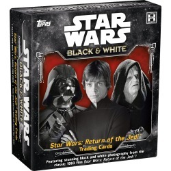 2020 Star Wars Black & White: Return of the Jedi found on Bargain Bro India from Topps for $65.00