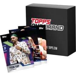 2020 Topps On-Demand Set #2 - Tyson Fury