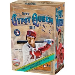 2019 Gypsy Queen Baseball Value Box found on Bargain Bro India from Topps for $20.00