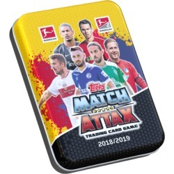 Bundesliga Match Attax 2 Mini Tins found on Bargain Bro India from Topps for $12.99