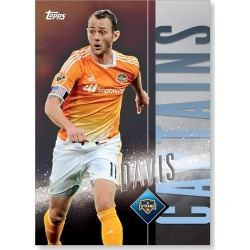 Brad Davis MLS Apex Captains Poster - # to 49