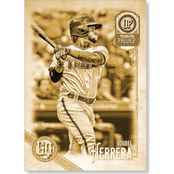 Odubel Herrera 2018 Topps Gypsy Queen Baseball Base Poster Gold Ed. - #'d to 1 found on Bargain Bro Philippines from Topps for $99.99