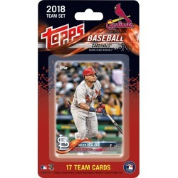 2018 Topps St. Louis Cardinals Mini Team Set found on Bargain Bro India from Topps for $6.99