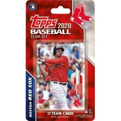 2020 Topps Mini Team Set - Boston Red Sox found on Bargain Bro Philippines from Topps for $4.99
