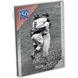 2019 Topps Baseball Series 2 Base Oversized Complete Greatest Moments Set (25 Cards) - # to 49