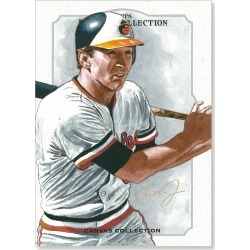 Autographed Cal Ripken Jr. Topps Museum Fine Art Print - # to 10 found on Bargain Bro India from Topps for $350.00