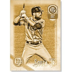 Steven Souza Jr. 2018 Topps Gypsy Queen Baseball Base Poster Gold Ed. - #'d to 1 found on Bargain Bro Philippines from Topps for $99.99