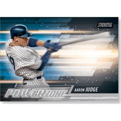 2018 Topps Baseball Stadium Club Aaron Judge Power Zone Poster - #'d to 99