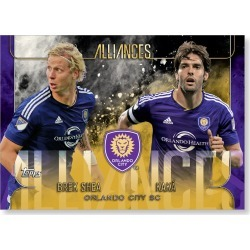 Orlando City SC MLS Apex Alliances Poster - Gold Ed. # to 1