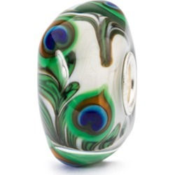 Prehnite Peacock Bead found on Bargain Bro Philippines from Trollbeads.com US for $35.00