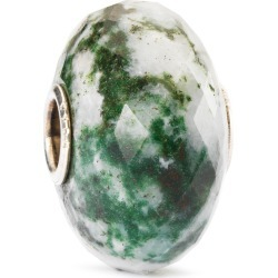 Moss Agate Bead found on Bargain Bro UK from Trollbeads UK Limited