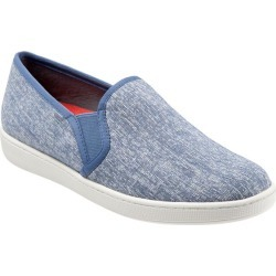 Trotters Americana Women's Shoes Blue Linen 10.5 Medium (B) found on Bargain Bro India from trotters for $39.99
