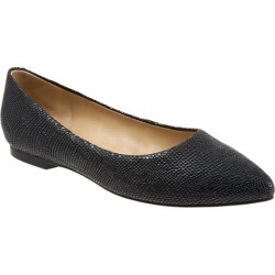 Trotters Estee Women's Shoes Black Snake 7.5 Wide (D) found on Bargain Bro Philippines from trotters for $130.00