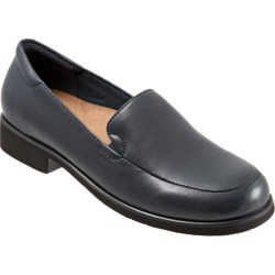 Trotters Jaiden Women's Shoes Navy 12 Narrow (AA) found on Bargain Bro India from trotters for $99.95
