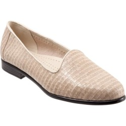 Trotters Liz Croco Women's Shoes Bone 8 Wide (D) found on Bargain Bro Philippines from trotters for $99.95