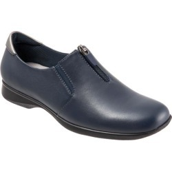 Trotters Jacey Women's Shoes Navy 6 Narrow (AA) found on Bargain Bro India from trotters for $39.99