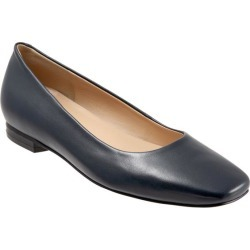 Trotters Honor Women's Shoes Navy 10 Medium (B) found on Bargain Bro from trotters for USD $87.36
