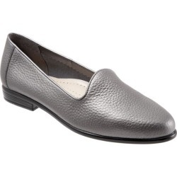 Trotters Liz Tumbled Women's Shoes Pewter 9 Narrow (AA) found on Bargain Bro Philippines from trotters for $99.95