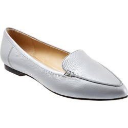 Trotters Ember Women's Shoes Grey Pearlized 11 Wide (D) found on Bargain Bro Philippines from trotters for $129.95