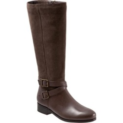 Trotters Larkin Women's Shoes Coffee 9 Medium (B) found on Bargain Bro India from trotters for $119.99