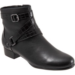 Trotters Mika Women's Shoes Black 11 Wide (D) found on Bargain Bro Philippines from trotters for $144.95