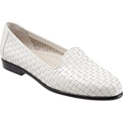Trotters Liz Women's Shoes White 12 Wide Wide (EE) found on Bargain Bro India from trotters for $94.95