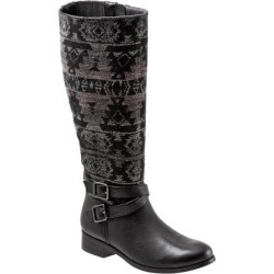 Trotters Liberty Women's Shoes Black Multi 7 Medium (B) found on Bargain Bro from trotters for USD $60.79