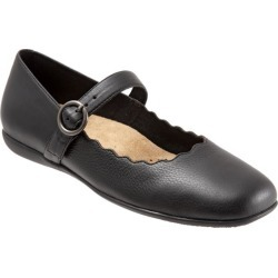 Trotters Sugar Women's Shoes Black 8 Narrow (AA) found on Bargain Bro India from trotters for $99.95