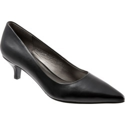Trotters Paulina Women's Shoes Black 9 Narrow (AA) found on Bargain Bro India from trotters for $69.99