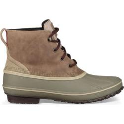 UGG Men's Zetik Waterproof Leather Boots In Antilope, Size 10