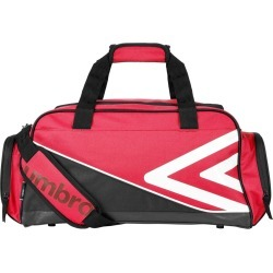 PRO TRAINING SMALL HOLDALL S Red / White / Black found on Bargain Bro UK from umbro.co.uk