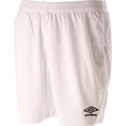 MENS CLUB SHORTS S White found on Bargain Bro UK from umbro.co.uk