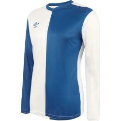 50/50 LS JERSEY XXL Tw Royal / White found on Bargain Bro from umbro.co.uk for £22