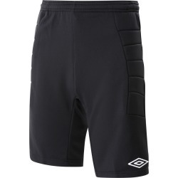 PADDED GK SHORT L Black found on Bargain Bro UK from umbro.co.uk