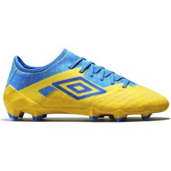 VELOCITA 3 PRO HG 9 Blazing Yellow / Electric Blue found on Bargain Bro from umbro.co.uk for £73