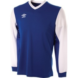 WITTON JERSEY LS JUNIOR YM Royal / White found on Bargain Bro UK from umbro.co.uk