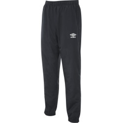 TAPERED WOVEN PANTS JUNIOR YS Black found on Bargain Bro UK from umbro.co.uk