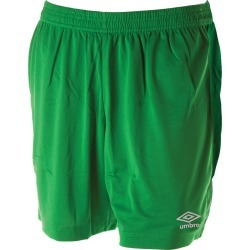 MENS CLUB SHORTS S Emerald found on Bargain Bro UK from umbro.co.uk