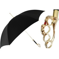 Pasotti Women Luxury Brass Knuckle handle Umbrella found on Bargain Bro UK from Unineed Limited CN