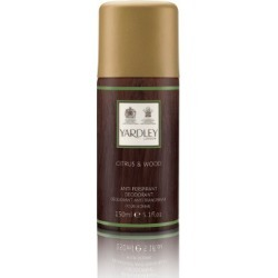 Yardley Citrus and Wood Anti-Perspirant Deodorant 150ml found on Makeup Collection from Unineed Limited CN for GBP 3.19